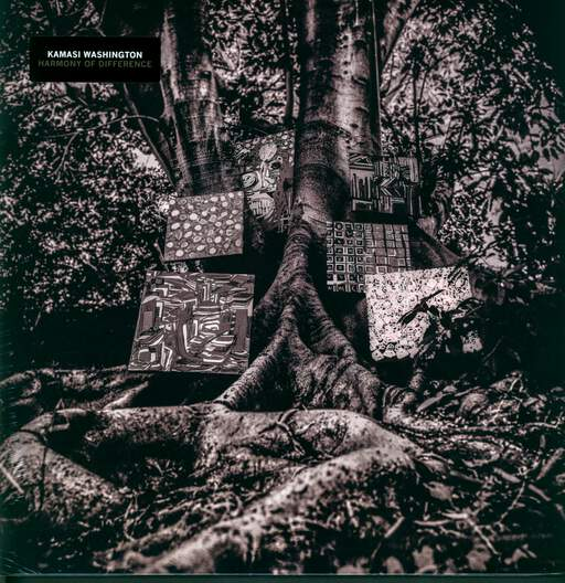 KAMASI WASHINGTON - Harmony Of Difference - Maxi 45T