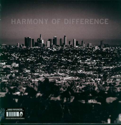 Kamasi Washington Harmony Of Difference