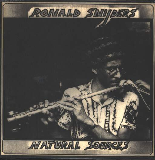 Ronald Snijders Natural Sources