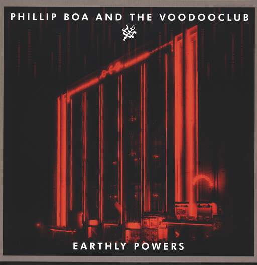 Phillip Boa & The Voodooclub Earthly Powers