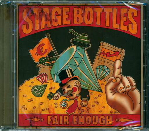 Stage Bottles Fair Enough