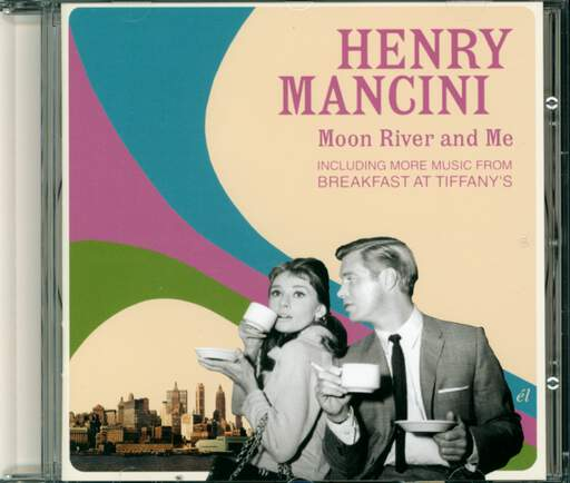 Henry Mancini Moon River And Me: Including More Music From Breakfast At Tiffany's