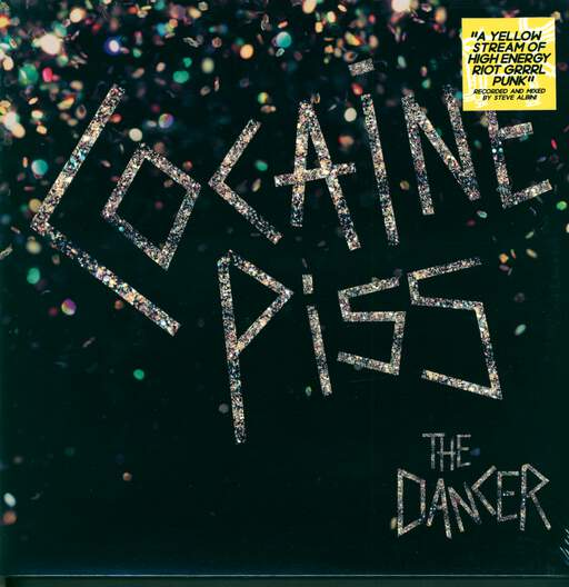 Cocaine Piss The Dancer