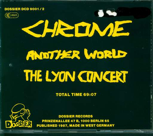 Chrome Another World / The Lyon Concert