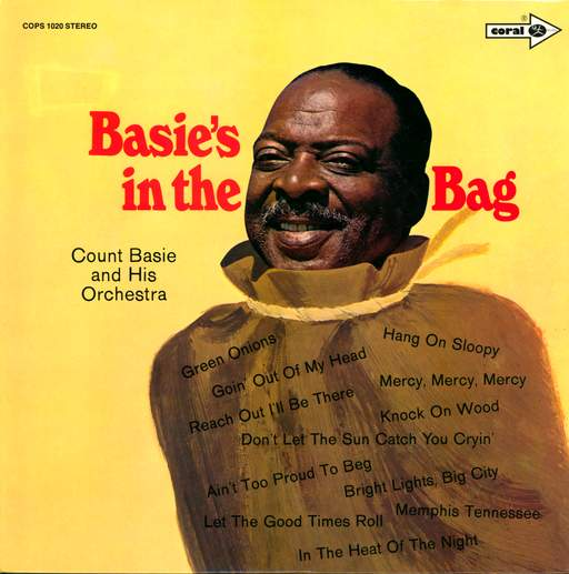 Count Basie Orchestra Basie's In The Bag