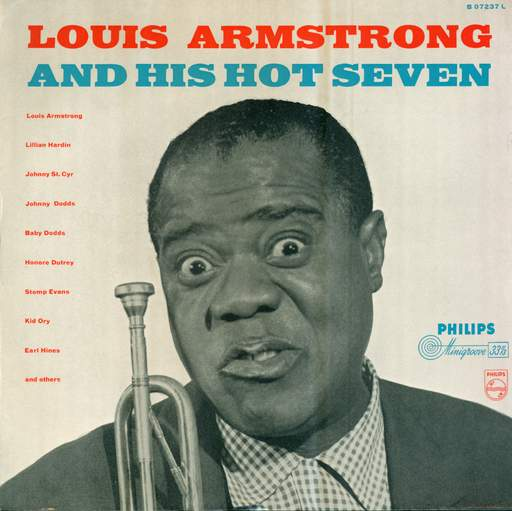 Louis Armstrong & His Hot Seven Louis Armstrong And His Hot Seven
