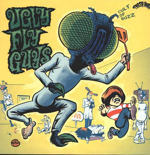 Ugly Fly Guys Cult Of Buzz