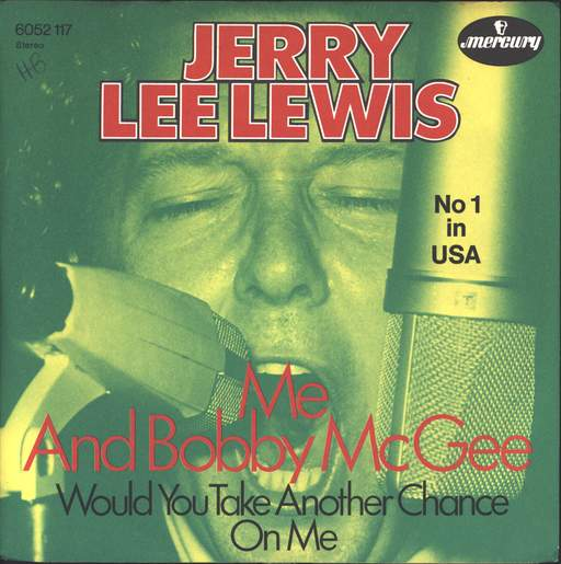 Jerry Lee Lewis Me And Bobby McGee
