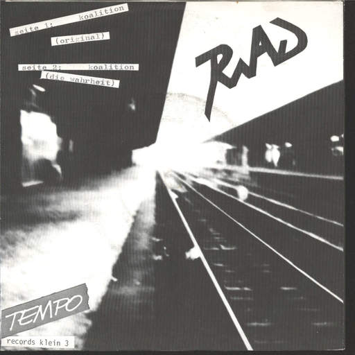 "Riad: Koalition, 7"" Single (Vinyl)"