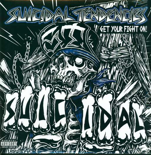 Suicidal Tendencies Get Your Fight On!
