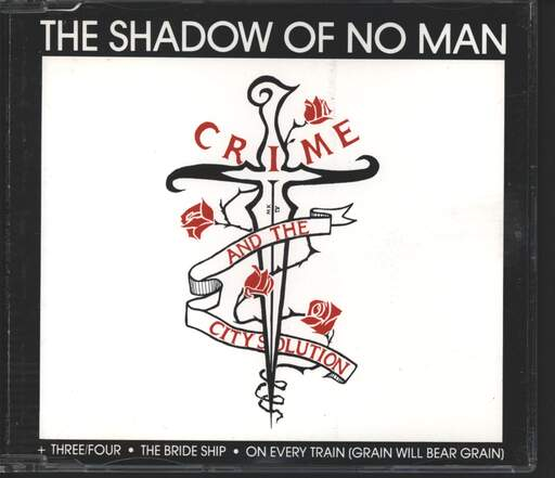 Crime & the City Solution The Shadow Of No Man