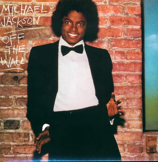 MICHAEL JACKSON - Off The Wall - 33T