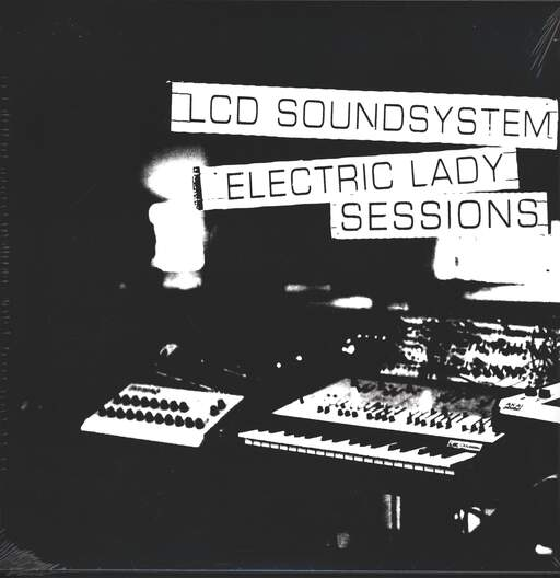 Lcd Soundsystem Electric Lady Sessions