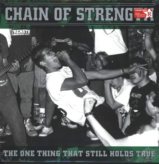 Chain Of Strength The One Thing That Still Holds True
