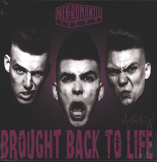 NEKROMANTIX - Brought Back To Life Again - 33T