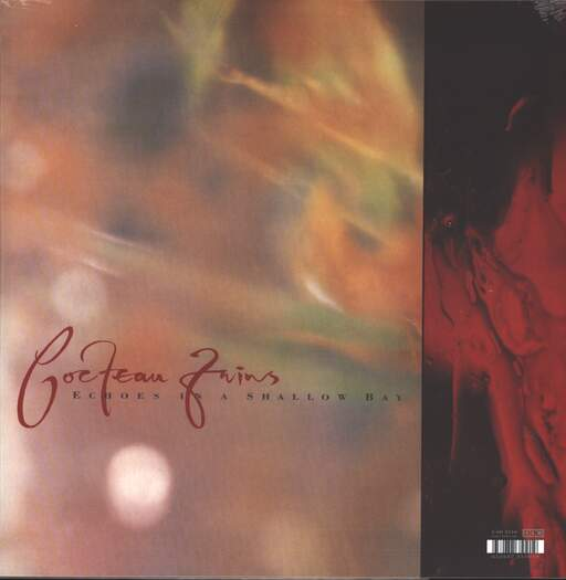 Cocteau Twins Tiny Dynamine / Echoes In A Shallow Bay
