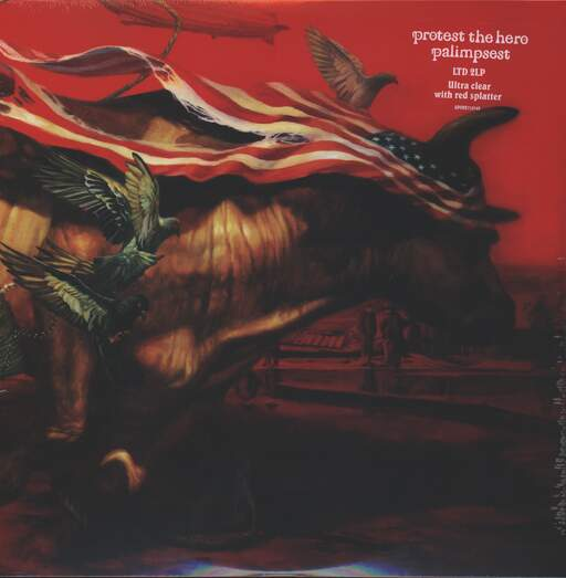 Protest The Hero Palimpsest