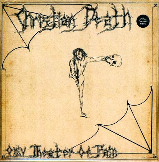 CHRISTIAN DEATH - Only Theater Of Pain - 33T