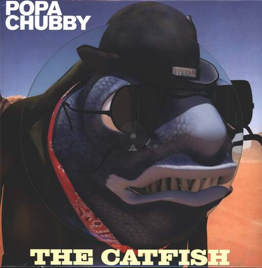 Popa Chubby The Catfish