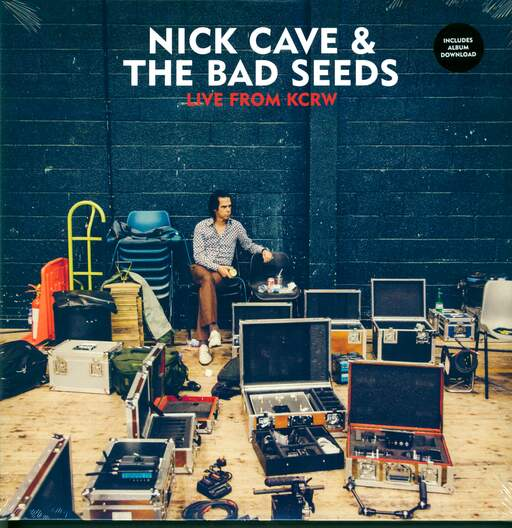 Nick Cave & The Bad Seeds Live From KCRW