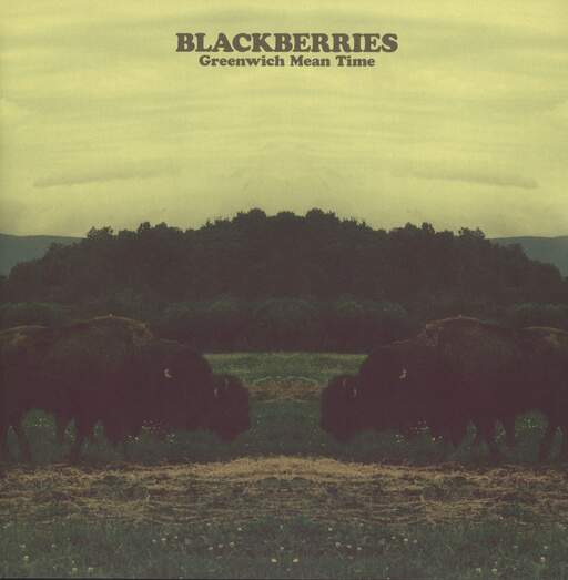 The Blackberries Greenwich Mean Time