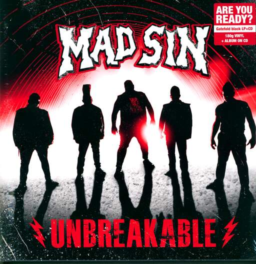 MAD SIN - Unbreakable - 33T