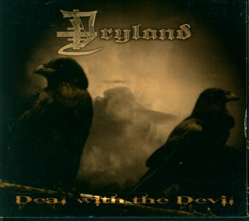 DRYLAND - Deal With The Devil - CD