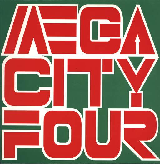 Mega City Four: The Singles, Mini LP (Vinyl)