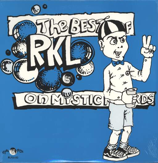 Rich Kids On LSD: The Best Of RKL On Mystic Records, LP (Vinyl)