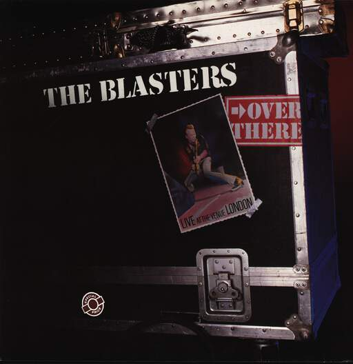 The Blasters: Over There: Live At The Venue, London, Mini LP (Vinyl)
