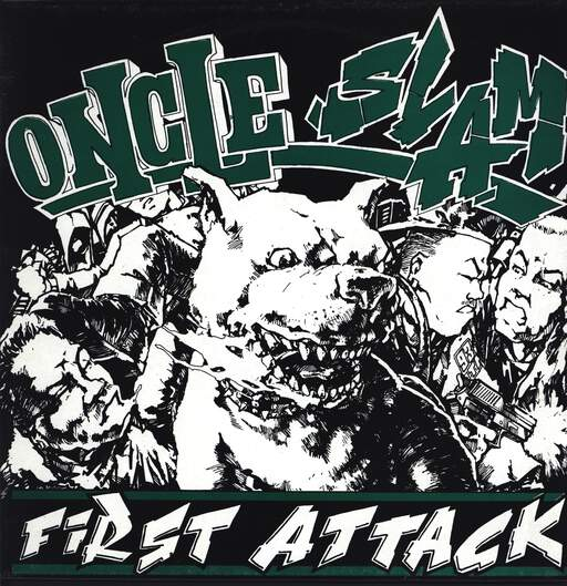 Oncle Slam: First Attack, LP (Vinyl)