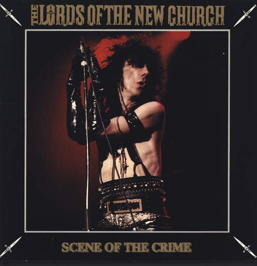 Lords Of the New Church - Scene Of The Crime - 33T x 3