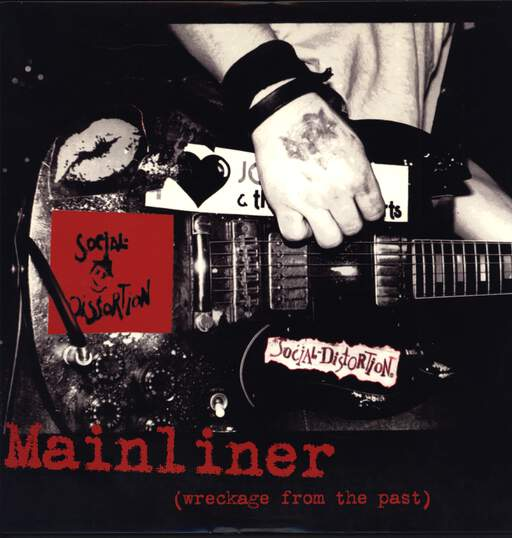 Social Distortion: Mainliner (Wreckage From The Past), LP (Vinyl)