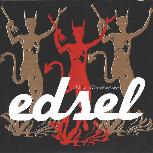 "Edsel: No. 5 Recitative / Laugh Him To Scorn, 7"" Single (Vinyl)"
