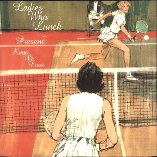 "Ladies Who Lunch: Kims We Love, 7"" Single (Vinyl)"