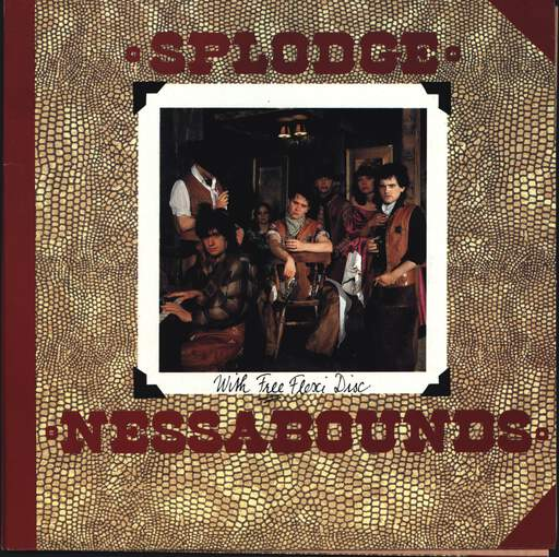 "Splodgenessabounds: Cowpunk Medlum, 7"" Single (Vinyl)"