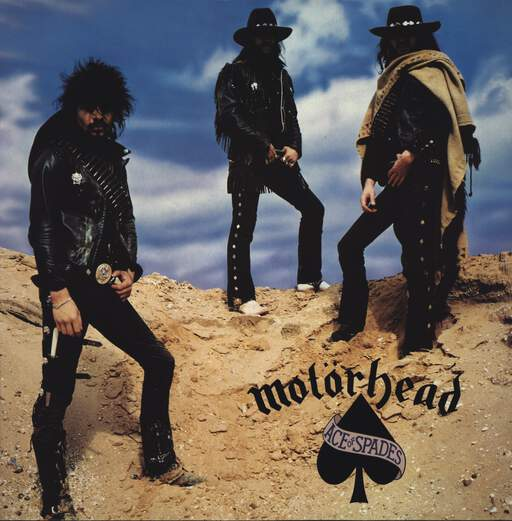 Motörhead: Ace Of Spades, LP (Vinyl)