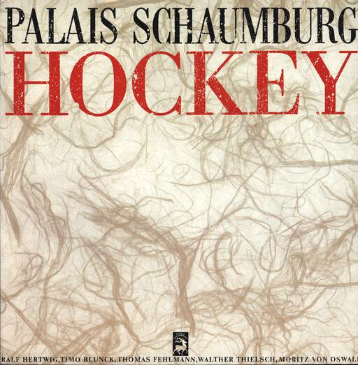 "Palais Schaumburg: Hockey, 12"" Maxi Single (Vinyl)"