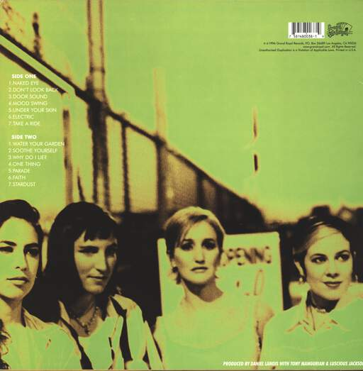 Luscious Jackson: Fever In Fever Out, LP (Vinyl)
