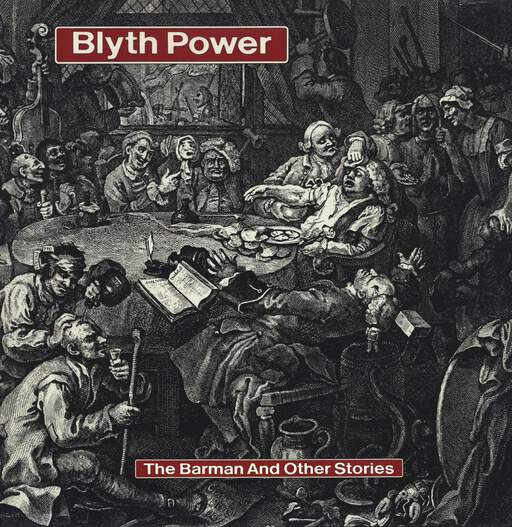 Blyth Power: The Barman And Other Stories, LP (Vinyl)