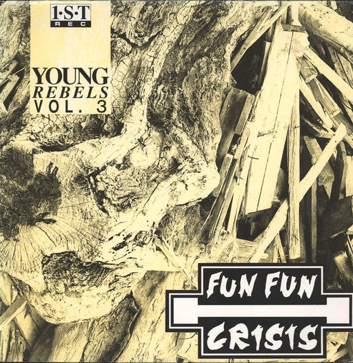 Fun Fun Crisis: Fishing for Compliments, Mini LP (Vinyl)