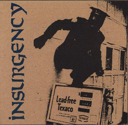 "Insurgency: Insurgency, 7"" Single (Vinyl)"