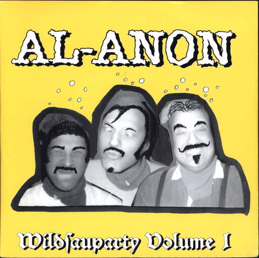 "Al-Anon: Wildsauparty Volume 1, 7"" Single (Vinyl)"