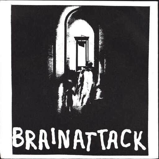 "Various: Brainattack, 7"" Single (Vinyl)"