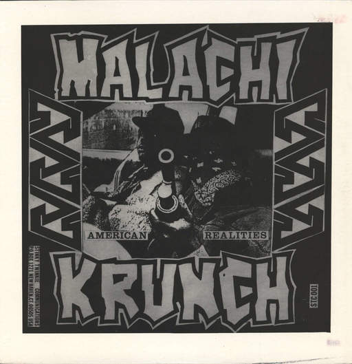 Malachi Krunch: Malachi Krunch/ Sold On Murder, LP (Vinyl)