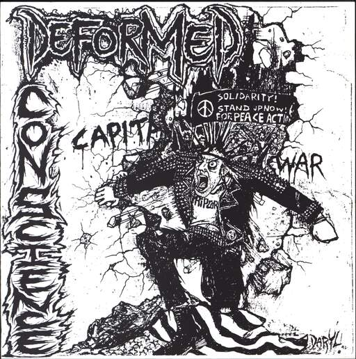 "Deformed Conscience: Deformed Conscience, 7"" Single (Vinyl)"