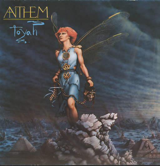Toyah: Anthem, LP (Vinyl)