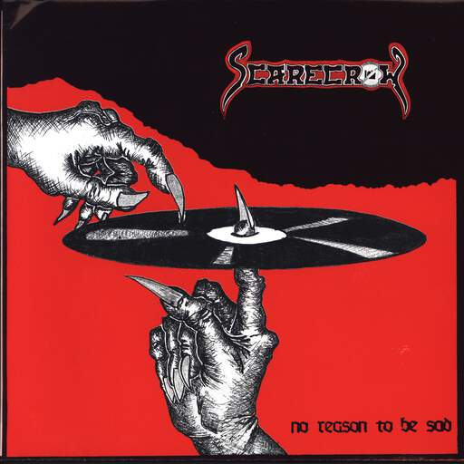 "Scarecrow: No Reason To Be Sad, 7"" Single (Vinyl)"