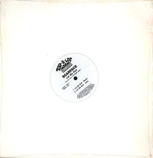 "Scarface: Let Me Roll, 12"" Maxi Single (Vinyl)"