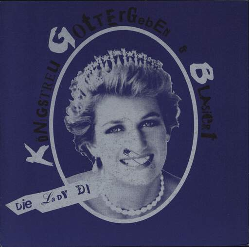 "K.G.B.: Die Lady Di, 7"" Single (Vinyl)"